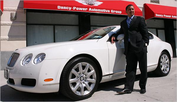 Car Dealers - Buying a Luxury Car 2010