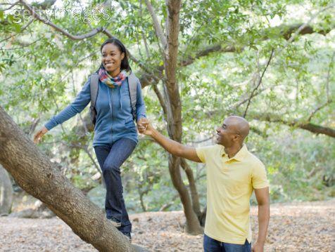 Climbing Tree - Couple