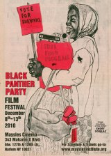 Black Panther Party Film Festival at Maysles
