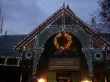 Harlem Meer Holiday Lighting