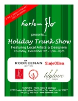 Harlem Flo Holiday Trunk Show