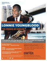 Lonnie Youngblood at the Dwyer