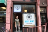 East Harlem's Vinyl Wine featured in Edible Manhattan