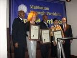 Trailblazers Honored inHarlem