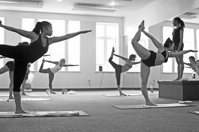 Bikram Yoga East Harlem