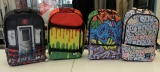 Sprayground and Graffiti Artist Cope2 Launch New Line of Backpacks at Atmos NYC