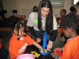 Volunteer at PAL during National Volunteer Week
