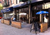 Bier springs into summer with sidewalk seating