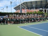 Reebok Junior Tennis Academy Tryouts