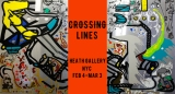 Crossing Lines exhibit at Heath Gallery