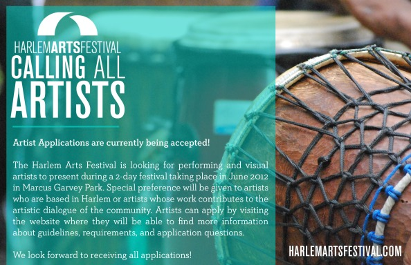 HAF Calling All Artists Announcement