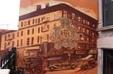Harlem Haberdashery's Mural onLenox