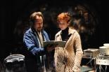 Pentecost 1 (L-R): Alex Draper as Leo Katz, Tosca Giustini as Gabriella Pecs