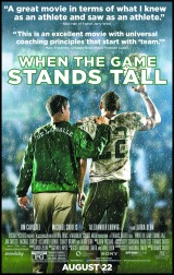 Free Passes to see When the Game Stands Tall